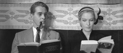 En lektion i kärlek (1953) er Ingmar Bergmans ode til screwballkomedien