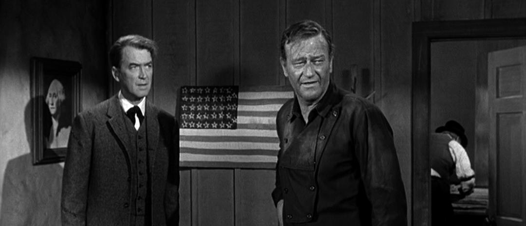 «Print the legend» – den politiske allegorien i John Fords western The Man Who Shot Liberty Valance