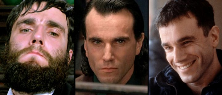 Daniel Day-Lewis i Jim Sheridans tre filmer «My Left Foot» (1989), «In the Name of the Father» (1993) og «the Boxer» (1997).