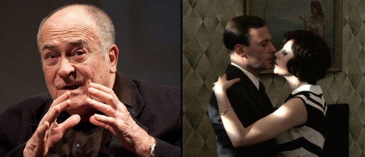 Fra «Il Conformista» til høyre. Bernardo Bertolucci til venstre (Bilde: Wikimedia Commons).
