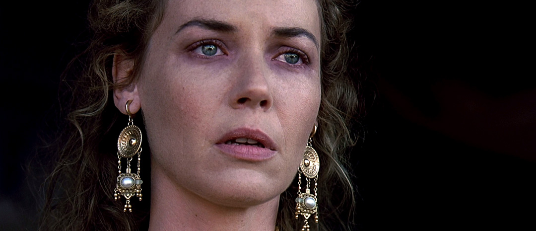 Connie Nielsen i «Gladiator» (2000).