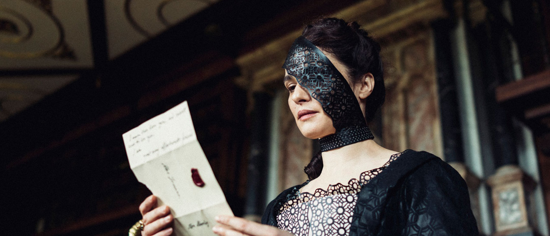 Rachel Weisz i «The Favourite».