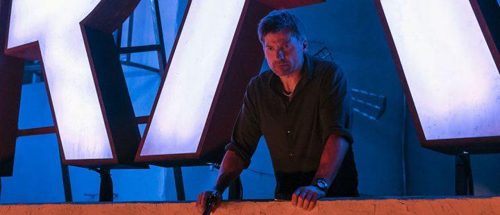 Her er den første actionfylte traileren til Brian De Palmas nye thriller Domino