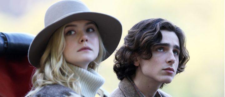 Woody Allens omstridte A Rainy Day in New York får kinolansering i Italia