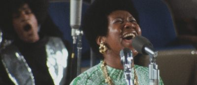 Arthaus distribuerer Aretha Franklin-dokumentaren Amazing Grace
