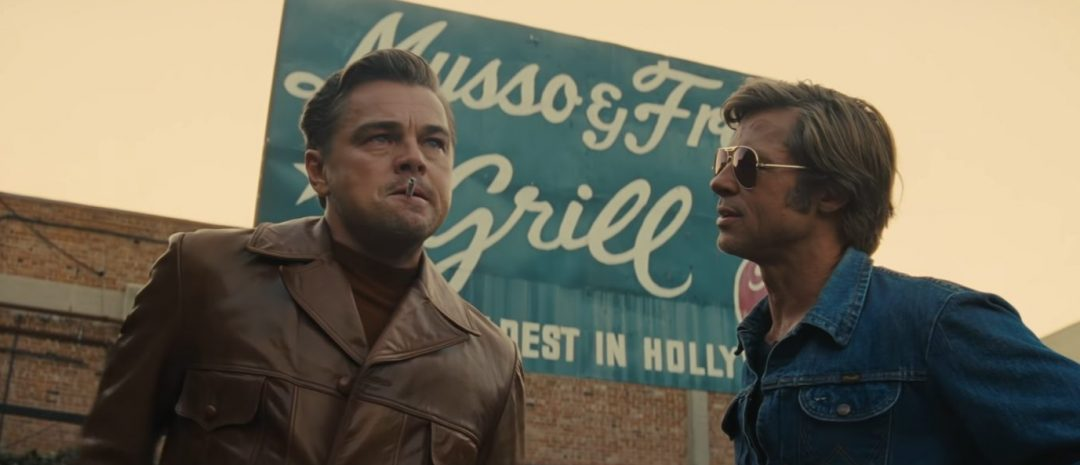 «Once Upon a Time in Hollywood»