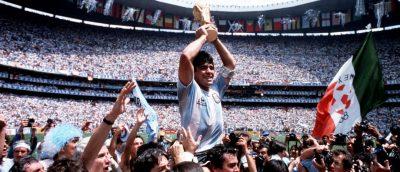 Asif Kapadias Diego Maradona: Om guder og mennesker