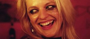 Elisabeth Moss som rockestjernen Becky Something i Alex Ross Perrys «Her Smell».