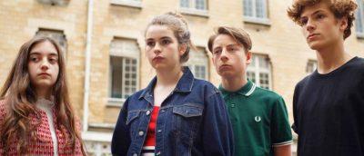 Livet er en lek med døden: School's Out