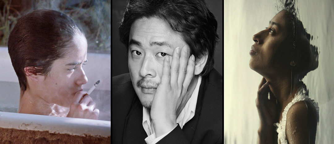 Fra venstre: Dominga Sotomayor Castillos «Godt nyttår, Chile» (2018), regissør Park Chan-wook og Jayro Bustamantes «La Llorona» (The Weeping Woman, 2019).