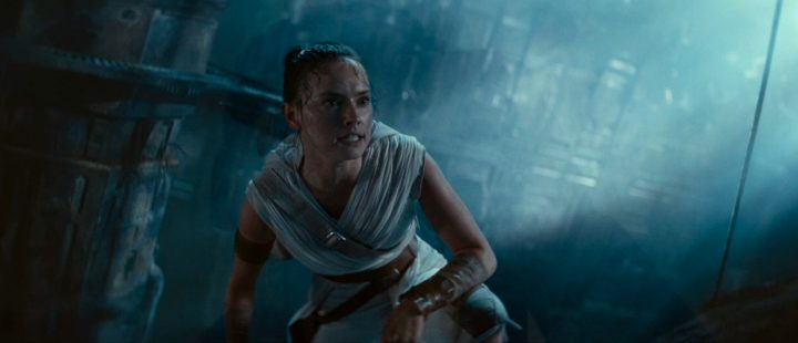 Rey i «Star Wars: The Rise of Skywalker».