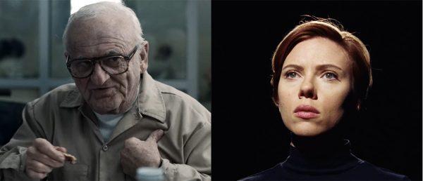 Golden Globe-nominerte skuespillere i Netflix-filmer: Joe Pesci («The Irishman») og Scarlett Johansson («Marriage Story»).