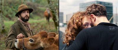 Fra filmene «First Cow» (Foto: Allyson Riggs/A24 ) og «Undine» (Foto: Hans Fromm/Schramm Film)