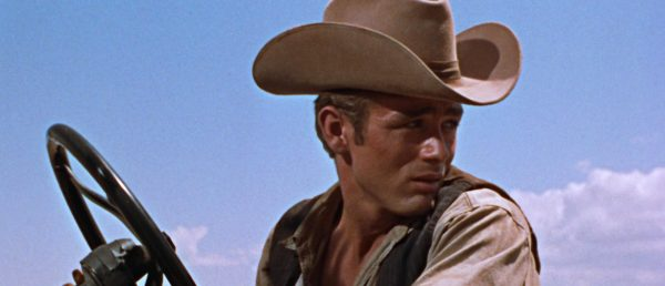 James Dean i «Giganten» (1956)