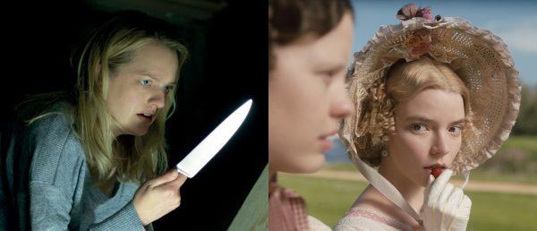 «The Invisible Man» og «Emma»