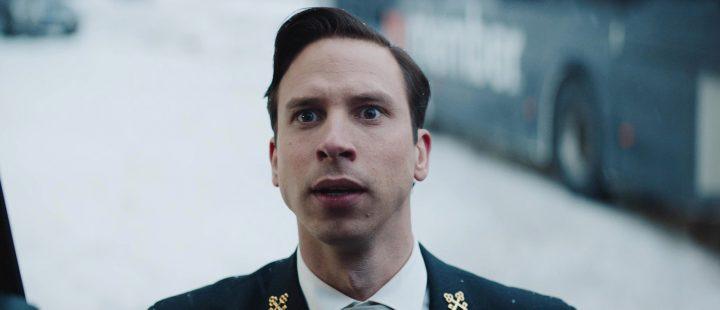 Herbert Nordrum som Poppe i «Fjols til fjells» (2020).