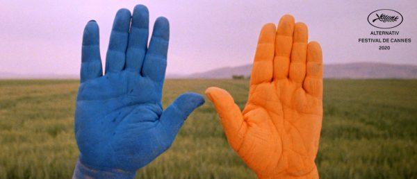 Festivalmotivet for Montages' alternative Cannes-festival, fra Mohsen Makhmalbafs «Det persiske teppet» (1996), som vises i Un certain regard-seksjonen.
