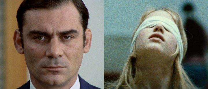 Italienske filmer i fokus, fra den alternative Cannes-festivalen: «Hevet over mistanke» (1970, Petri) og «Corpo celeste» (2011, Rohrwacher).