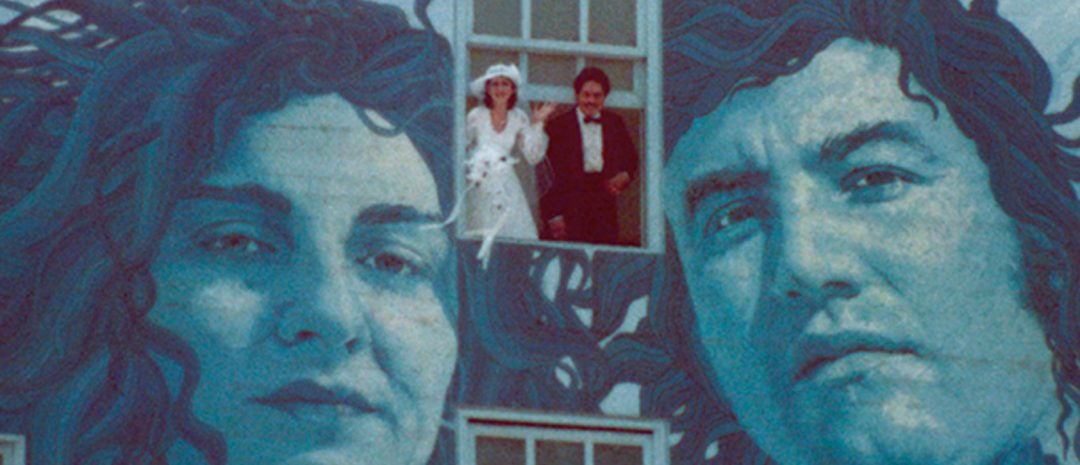 Langs veggene: Agnès Vardas Mur murs (1981)