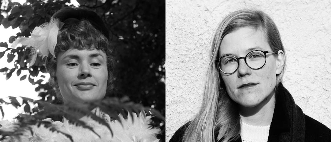 Fra Mai Zetterlings  «Älskande par» (1964), en av filmene regissør Johanna Pyykkö har sett under den alternative Cannes-festivalen. (Foto av Pyykkö: Mattias Pollak.)