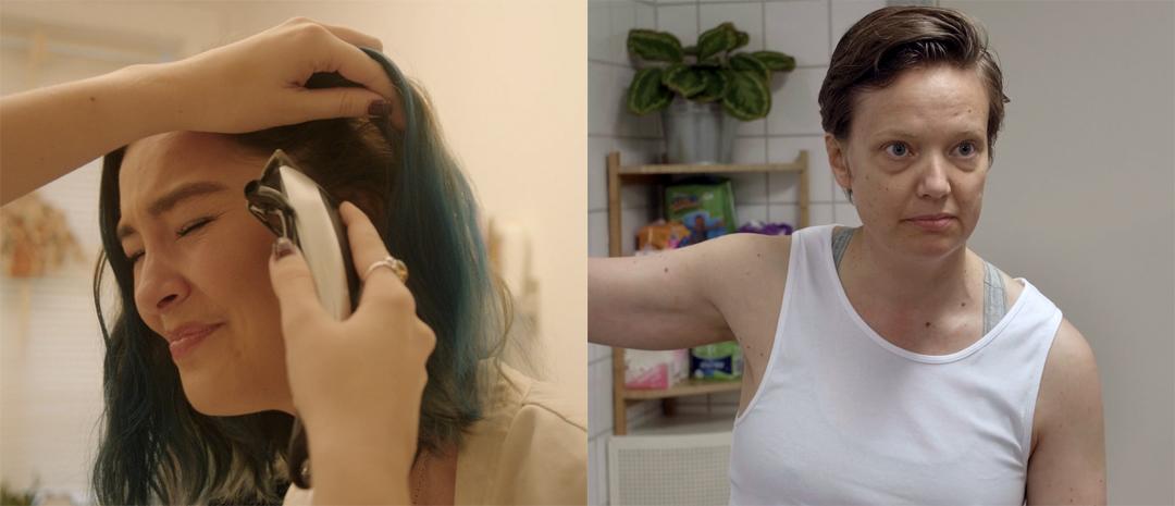Vises på Kortfilmfestivalen 2020: «Onanerende subjekter» (Lyngstad/Gran) og «Hva er en kvinne?» (Håskjold).