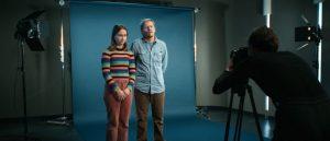 Den bærekraftige eksamensfilmen «Papapa» (2020), produsert av Jeppe Wowk – som deltar i panelsamtalen.