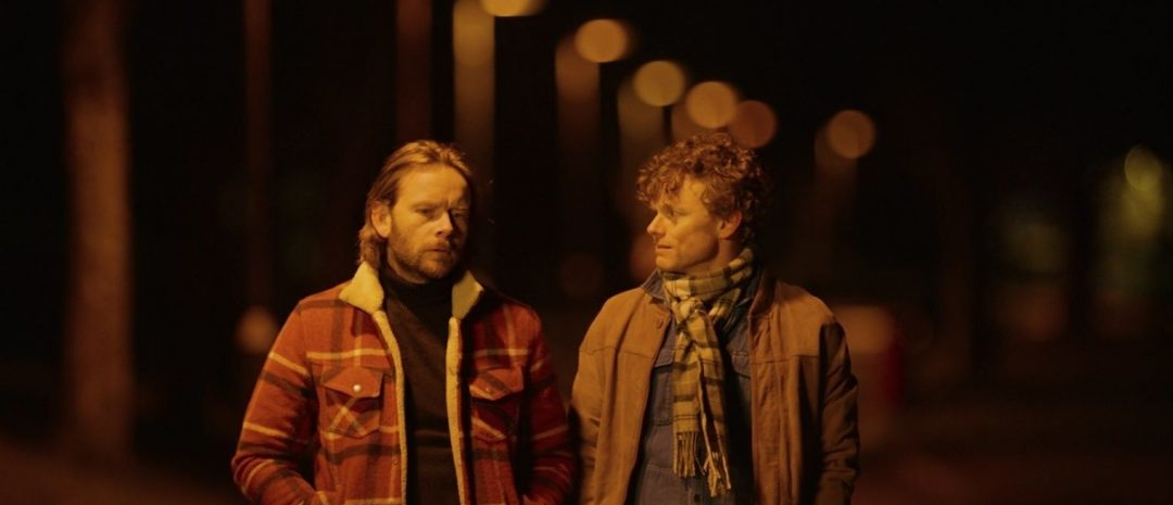 Jan Gunnar Røise og Brynjar Åbel Bandlien i «Barn», som tok med seg hele 9 Amanda-priser.