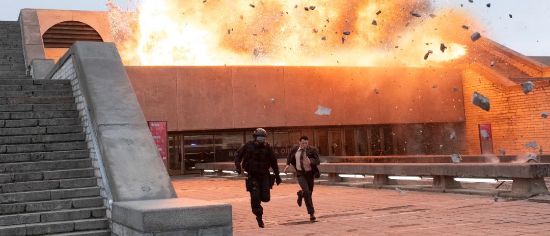 Spinnvill selvbravur i Christopher Nolans Tenet