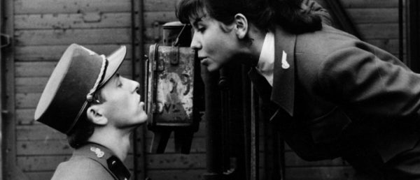 «Tog under oppsikt» (1966).