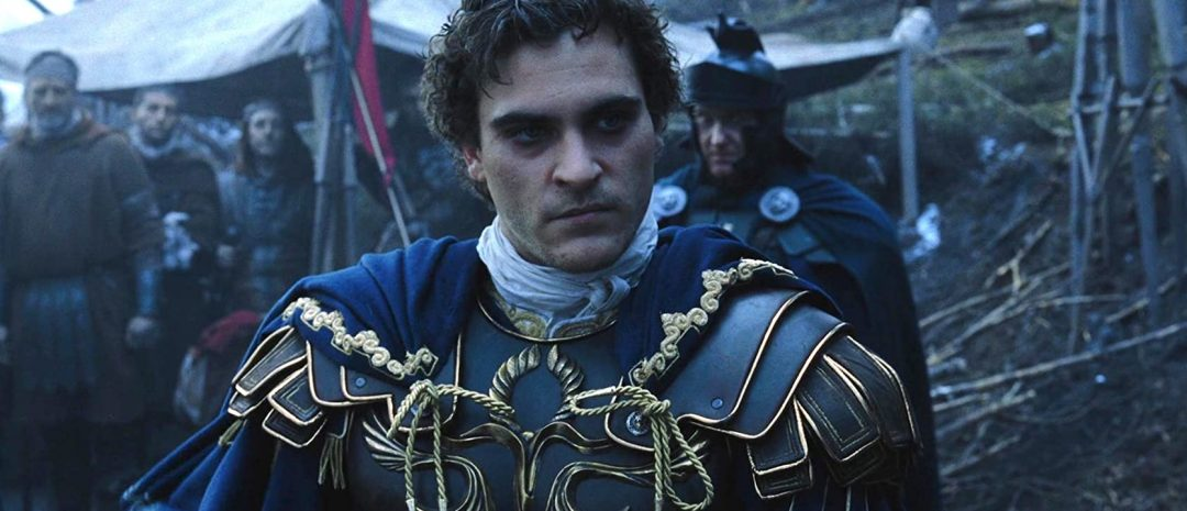 Joaquin Phoenix i rollen som Commodus i «Gladiator».