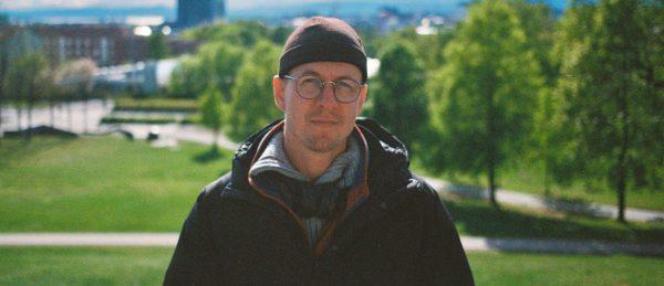 Den norsk-kanadiske filmfotografen Benjamin Loeb er i ferd med å bli et verdensnavn. (Foto: Stig Indrebø.)