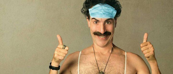 Filmfrelst #418: Sacha Baron Cohen og Borat Subsequent Moviefilm