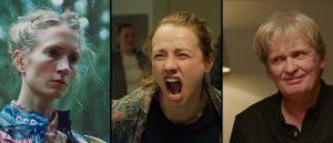 Tre nye norske spillefilmer står i fokus i denne episoden: «Gritt», «Ninjababy» og «HAN».