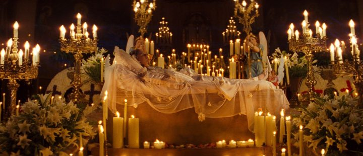 Crucifixes, Glitter and Guns – revisiting Baz Luhrmann's Romeo + Juliet