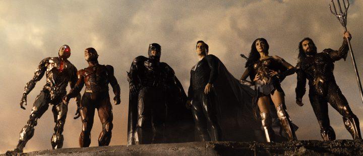 Zack Snyder's Justice League endevender superheltsjangeren