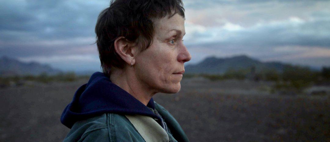 Frances McDormand er nominert for sin hovedrolle i «Nomadland».