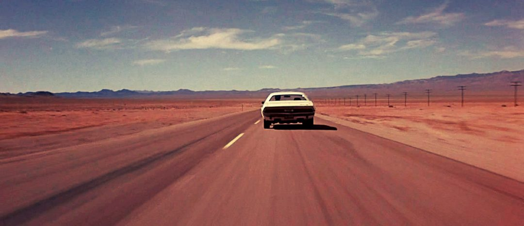 «Vanishing Point» (1971, Sarafian)