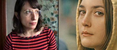 Fra venstre: Regissør Eliza Hittman og hovedrolleinnehaver Sidney Flanigan i «Never Rarely Sometimes Always».