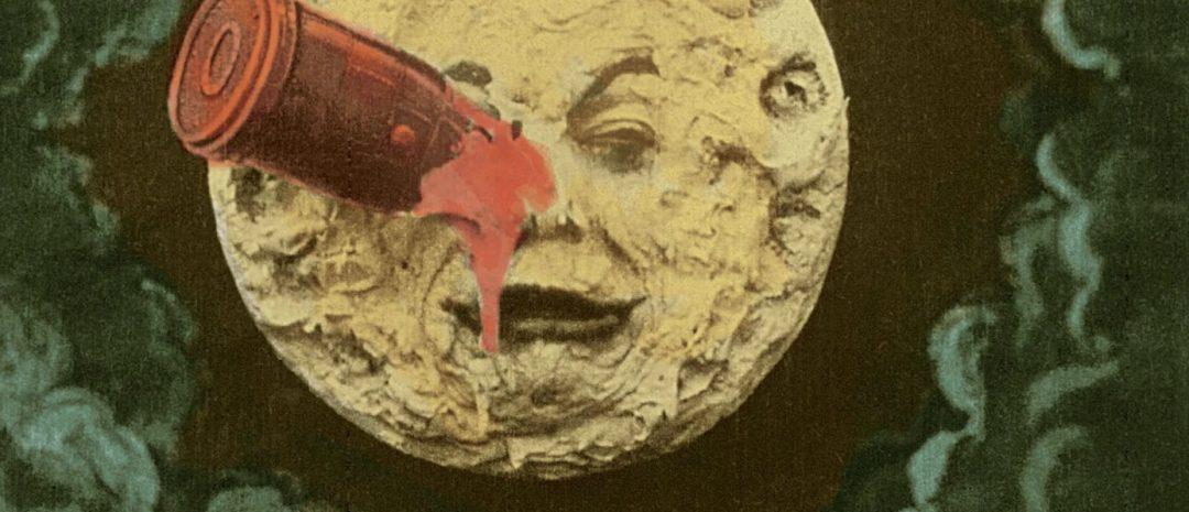 «Reisen til månen» (1902).