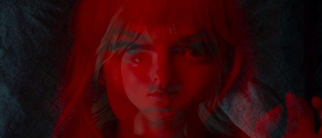Heftig, fargeblinkende trailer til Edgar Wrights Last Night In Soho
