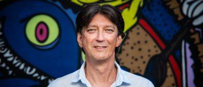 Regissør Kenneth Elvebakk står bak Pix' publikumsvinner «Hei verden». (Foto: Ihne Pedersen/Oslo Pix)