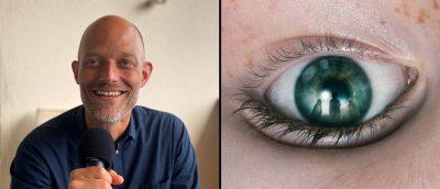 Manusforfatter og regissør Eskil Vogt er i Cannes med filmene «De uskyldige» og «Verdens verste menneske». (Foto: Montages / Teaser-plakat: Mer film)