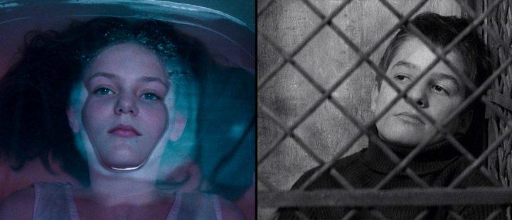 «The Virgin Suicides» (1999, Coppola) og «På vei mot livet» (1959, Truffaut).