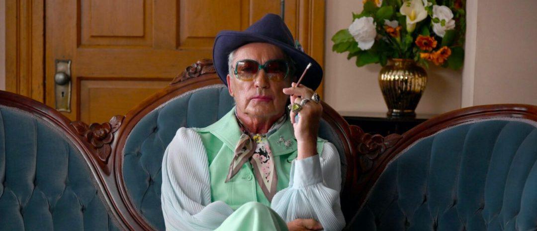 Udo Kier i prisvinneren «Swan Song».