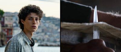 Fra venstre: Paolo Sorrentinos «The Hand of God» og Jane Campions «The Power of God» (begge Netflix).
