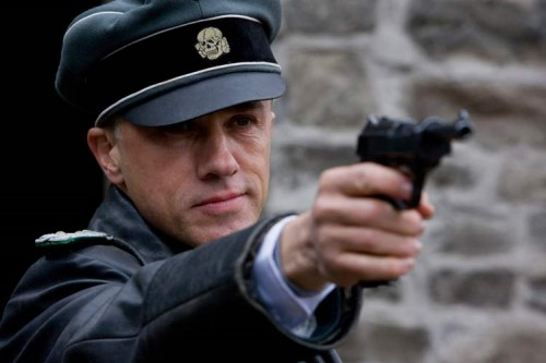 Christoph Waltz i Inglourious Basterds