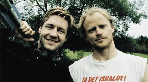 Mads Ousdal og Harald Eia i Detektor (2000).