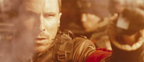 Christian Bale gir oss et intelligent blikk i Terminator: Salvation