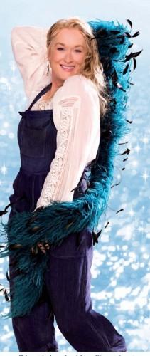 Meryl Streep som Donna