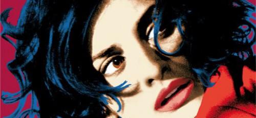 """Plakat til Almodovars """"Broken Embraces"""" (klikk bildet for større versjon)"""